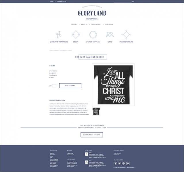 Gloryland Enterprises